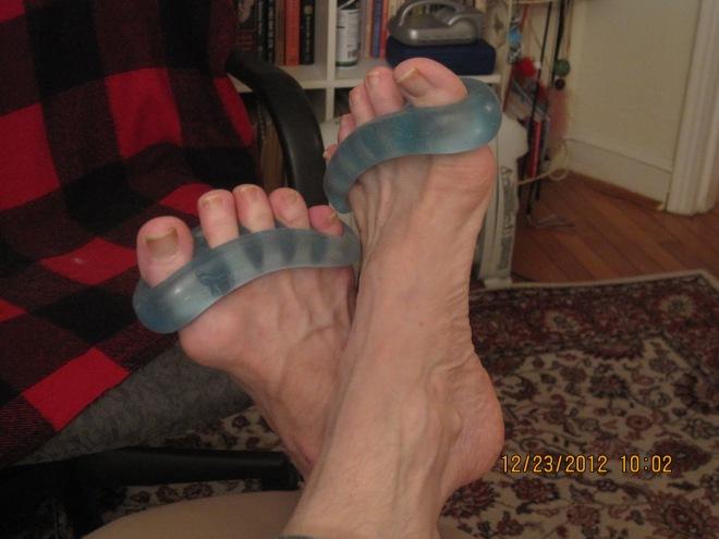toewraps