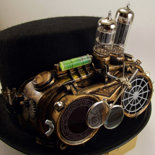 random image of steampunk machinery stolen from the Interwebs