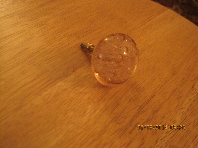Bubble Knob